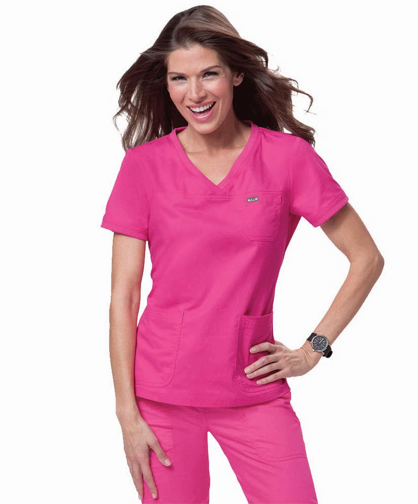 794be06d6e7 Koi Comfort Nicole Women's Top - Only £22.92 from Just Work Uniforms